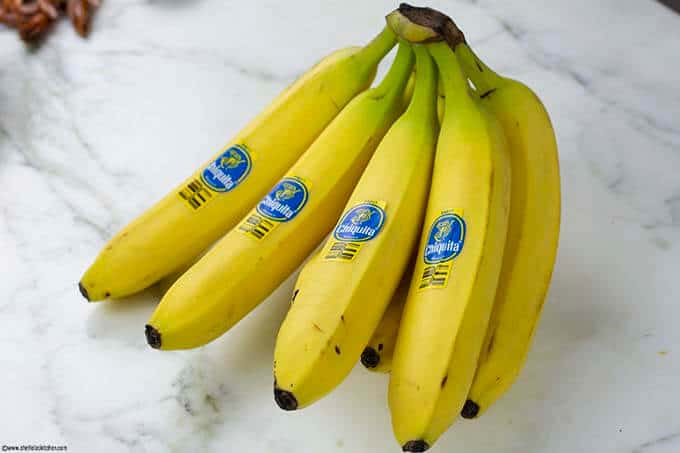 Right Bananas for frying