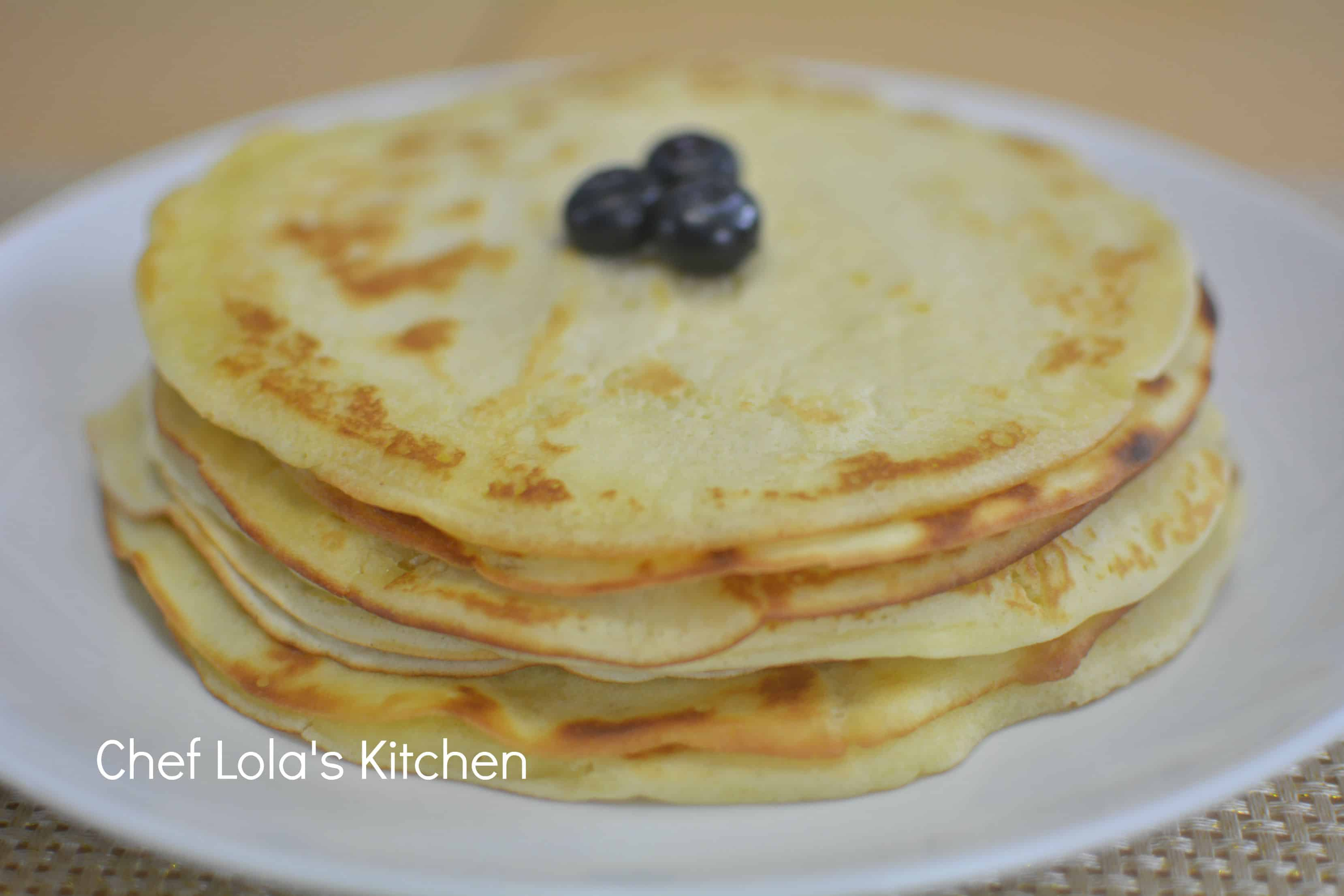 African Style Pancakes