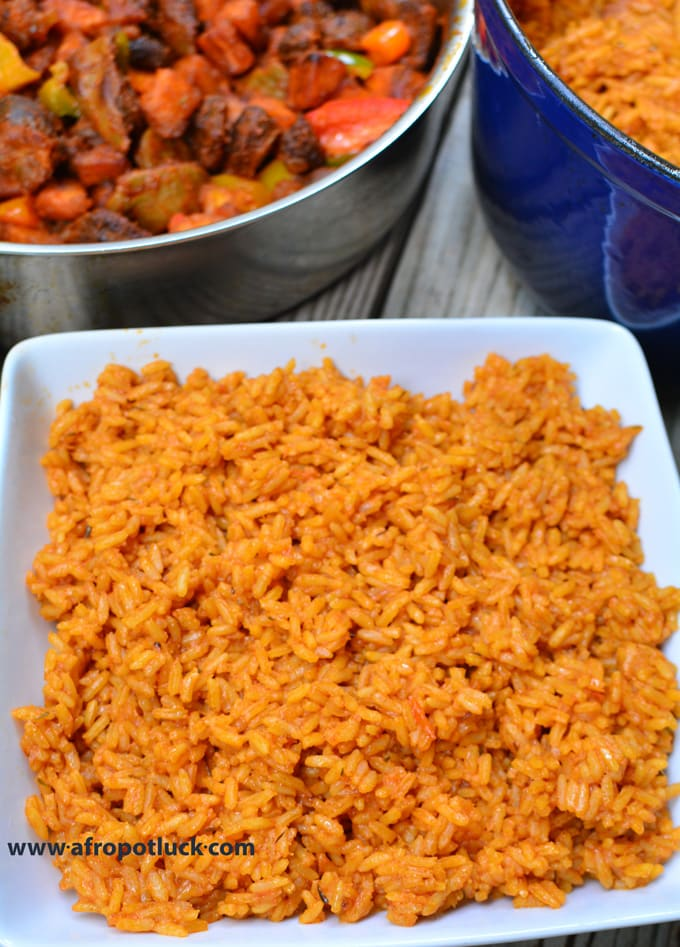Jollof rice chef lolas kitchen there is something comforting about the smell and taste of this meal and it is perhaps the best known african dish both home and abroad forumfinder Image collections