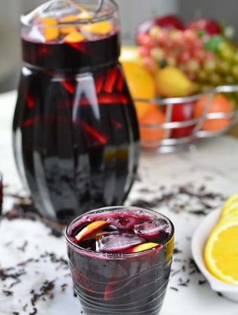 There's nothing like some homemade Sorrel Drink