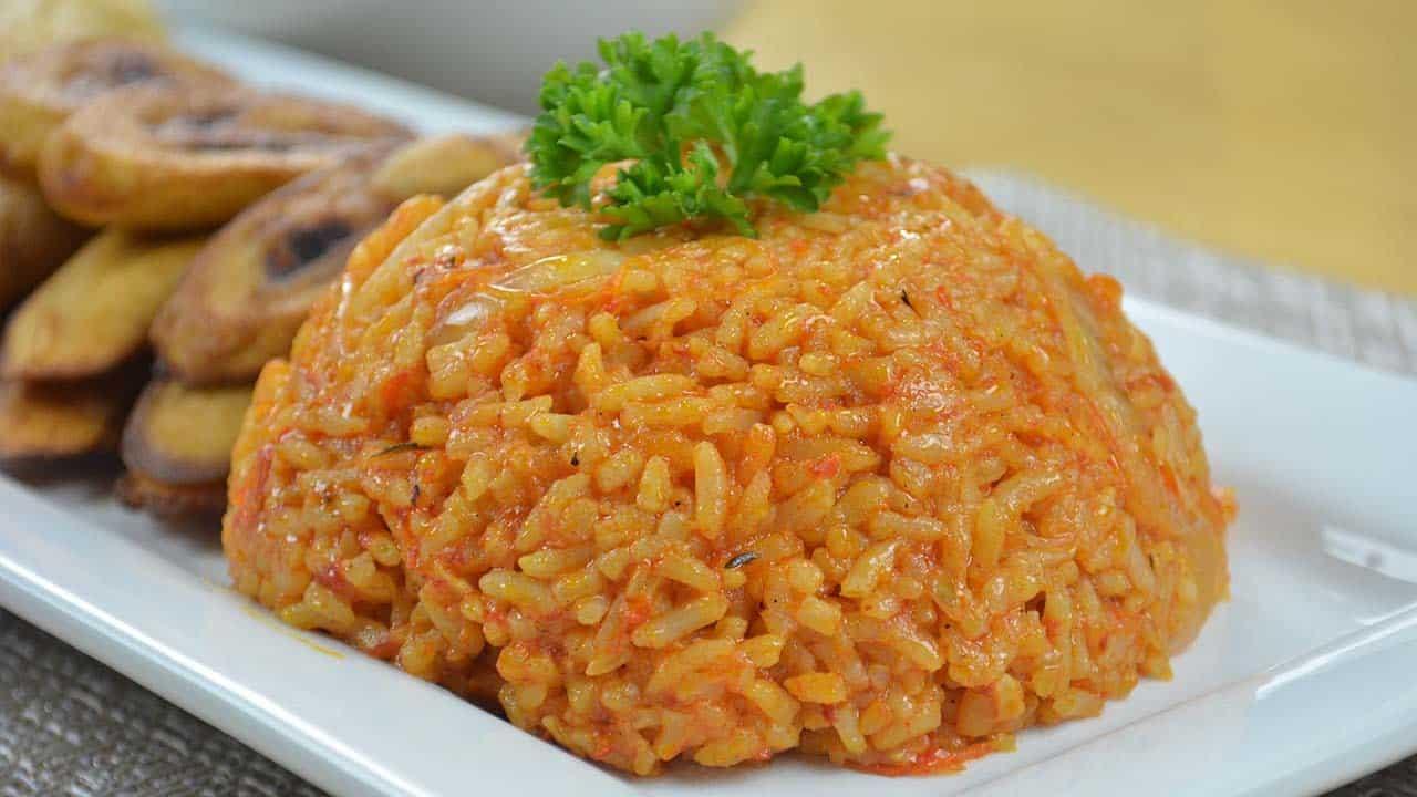 Jollof rice chef lolas kitchen ccuart Images