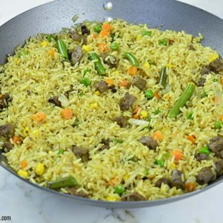 How to make the classic Nigerian fried Rice