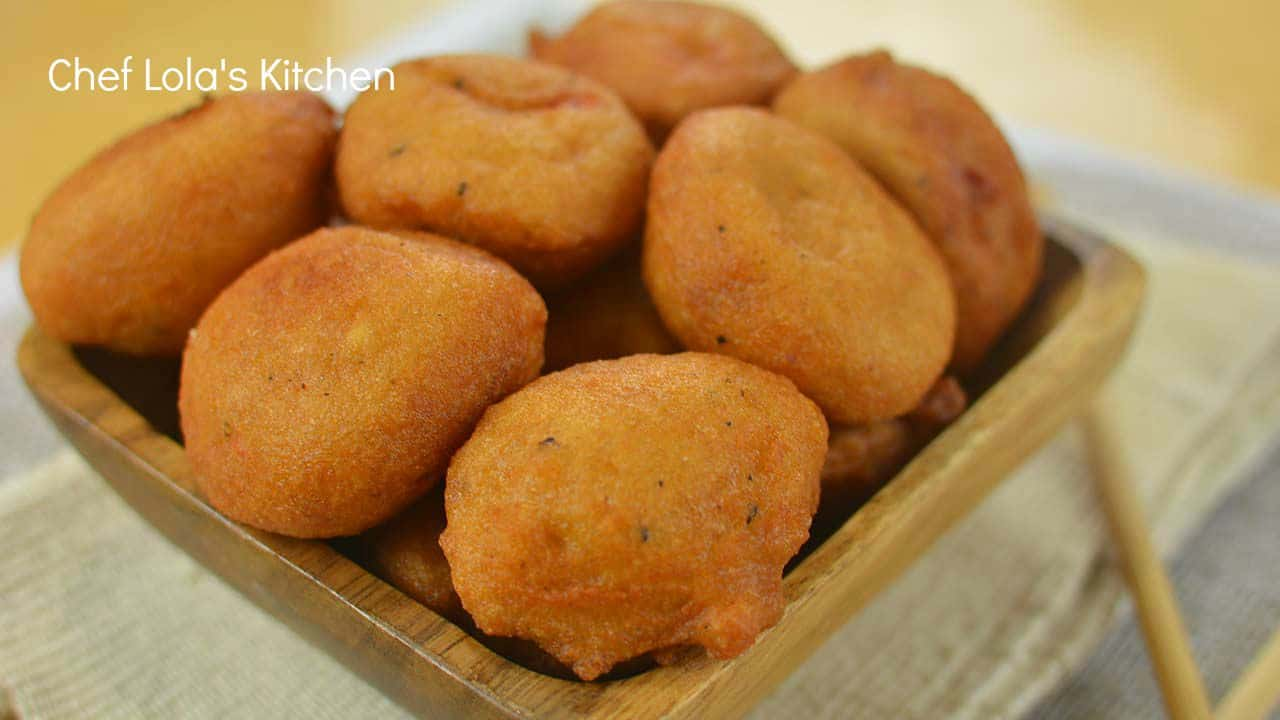 How to make Akara (Beans Fritters)