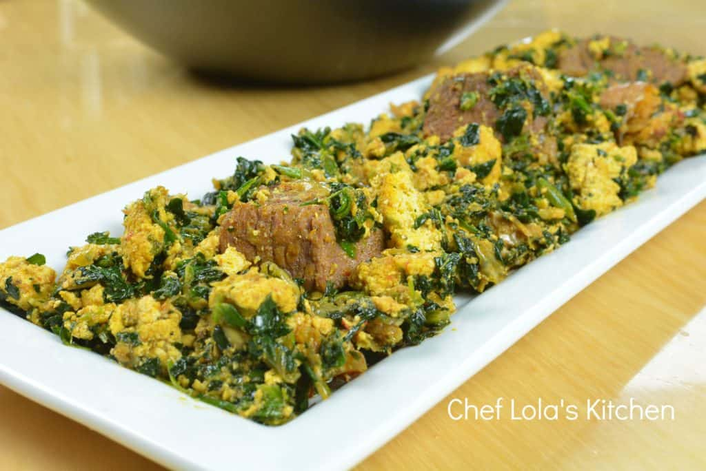 Egusi Stew How To Make Lumpy Egusi Stew Soup