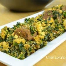 Nigerian Egusi Soup