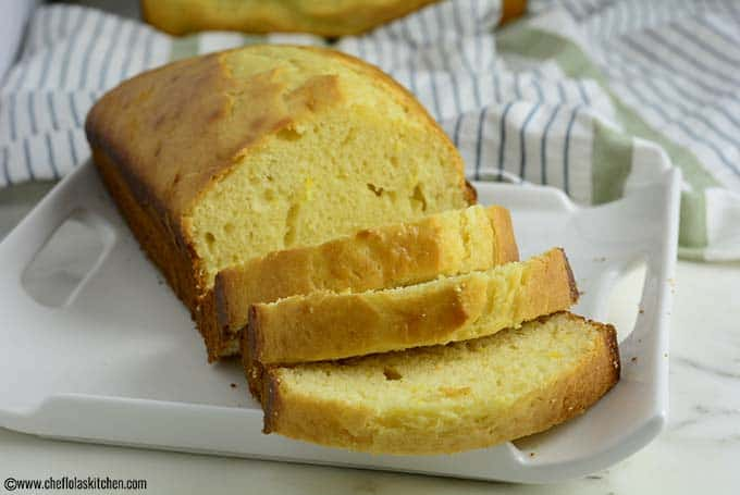 You will love this Lemon Yogurt Cake Recipe
