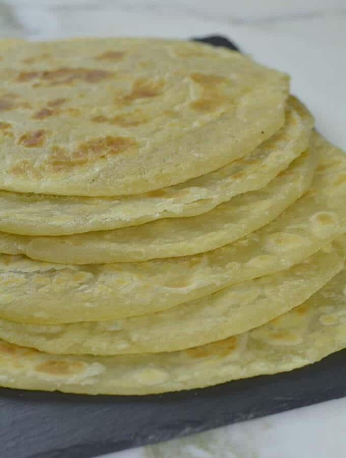 East African Chapati Recipe