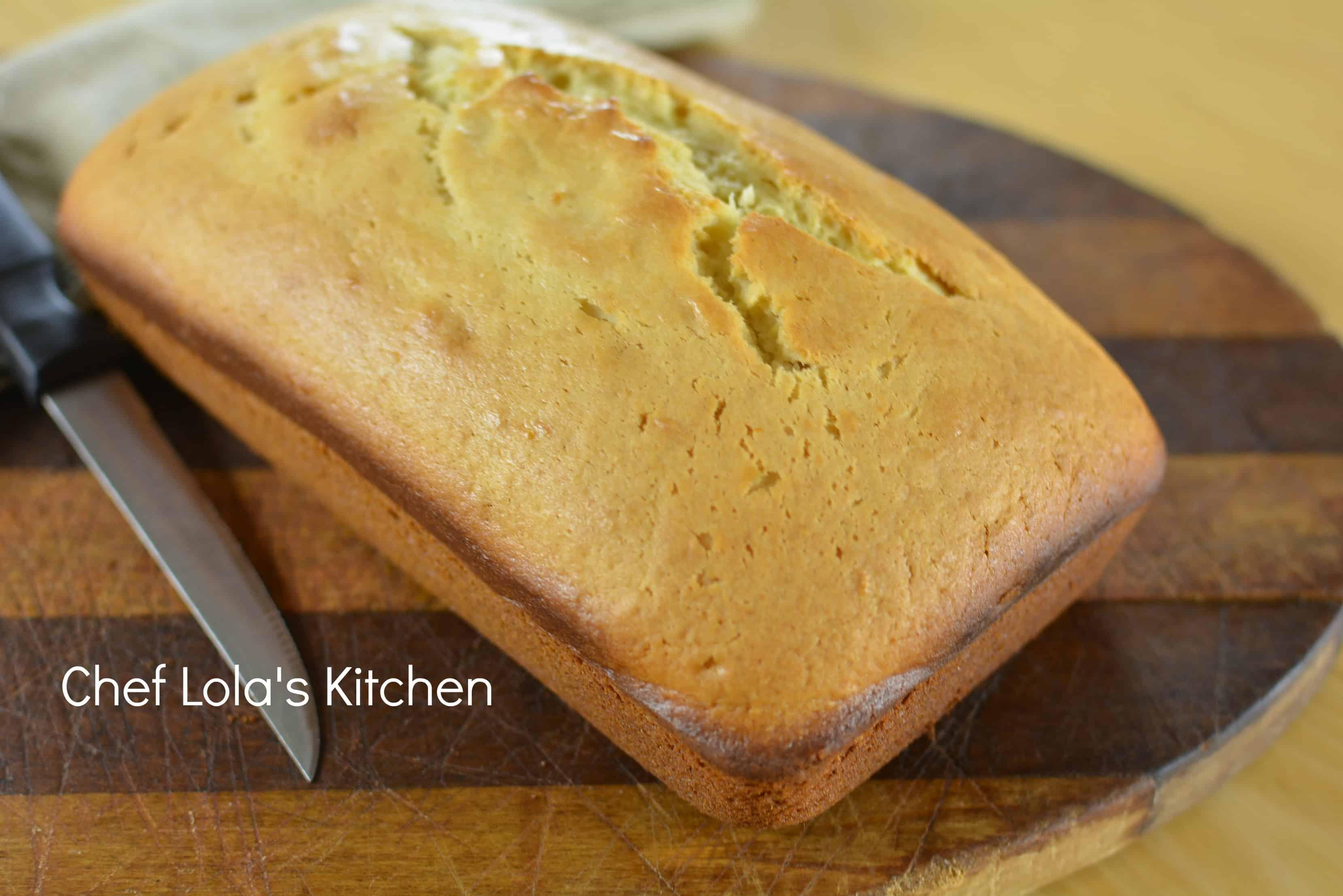Lemon Yogurt Cake – How to make French Yoghurt Cake