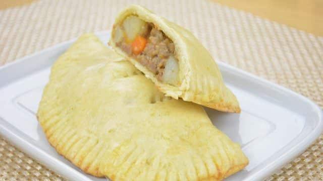 Nigerian Meatpie