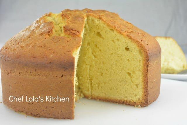 Nigerian Cake