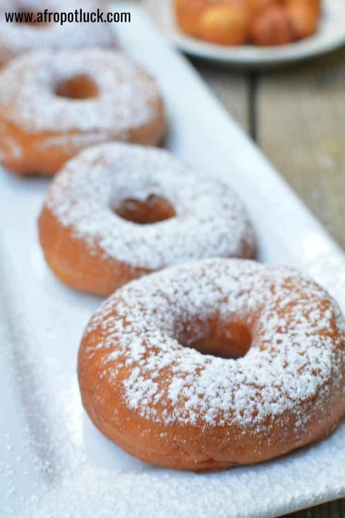 doughnut also known as donut
