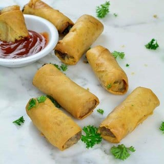 How to make Spring Roll