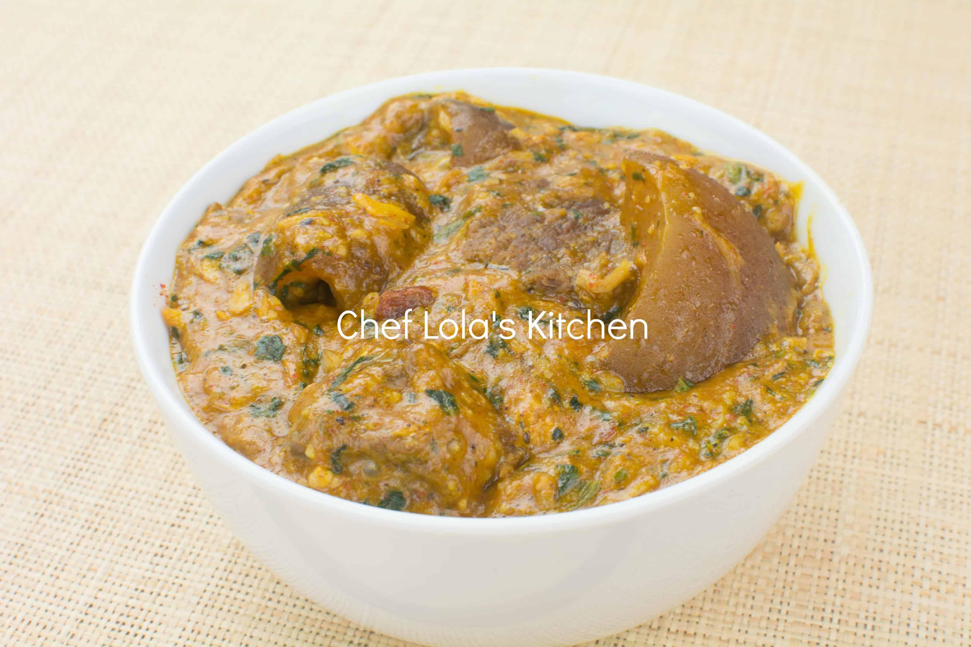 Ogbono Stew