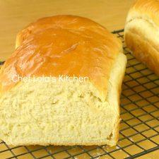 Soft sweet Milk Bread recipe