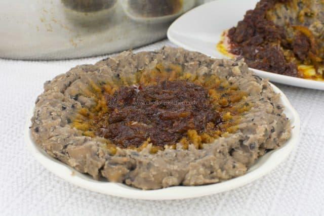 How to make Ewa Agoyin (Ewa Aganyin) Recipe