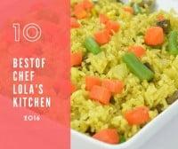 Best of Chef Lola's Kitchen 2016