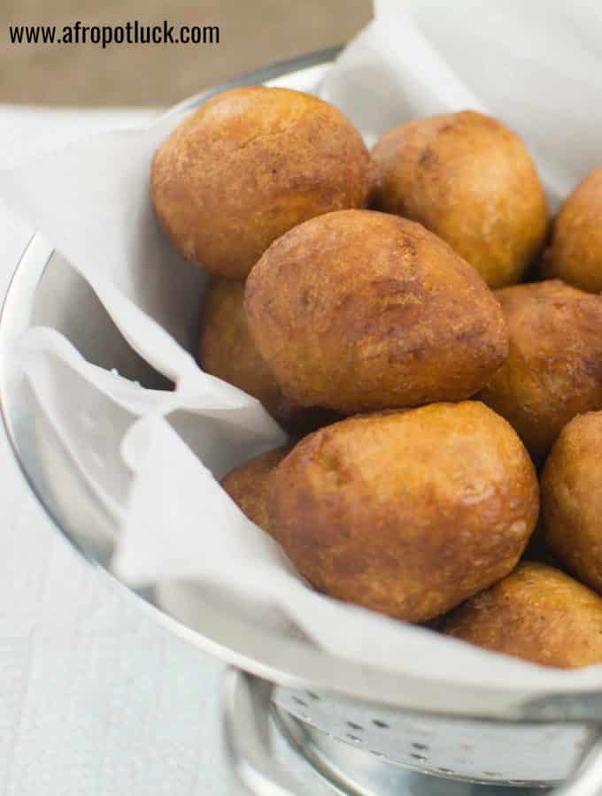 Spicy Puff Puff Recipe