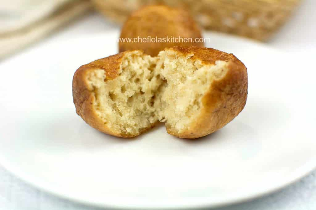 Nigerian Puff Puff recipe