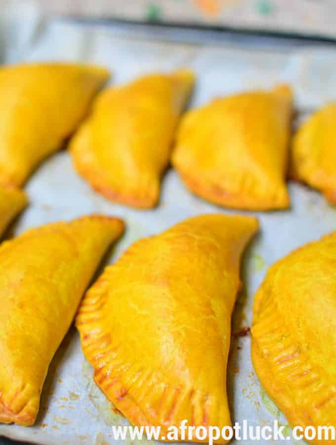 Jamaican Meat Pie (Jamaican Beef Patty)