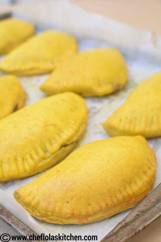 Jamaican Meat Pie