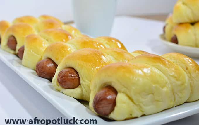 Hot To Make Hot Dog Buns