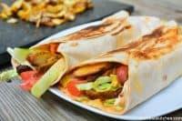 Nigerian style Shawarma recipe