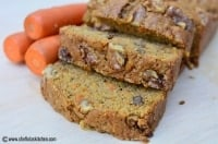 close up picture of sliced carrot cake