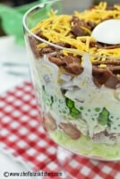 delicious make ahead seven layer salad