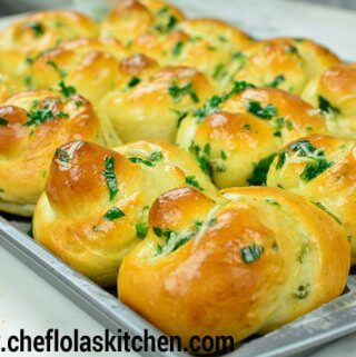 Garlic Bread (Garlic Knot)