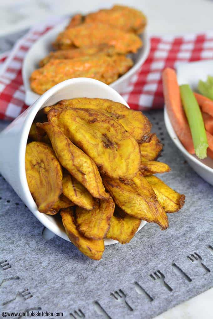 Fried Plantains Sweet And Savory Delicacy Chef Lolas Kitchen