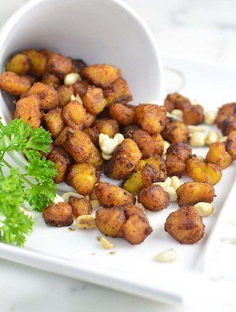 Kelewele - Spicy Fried Plantain