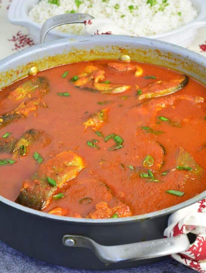 catfish stew
