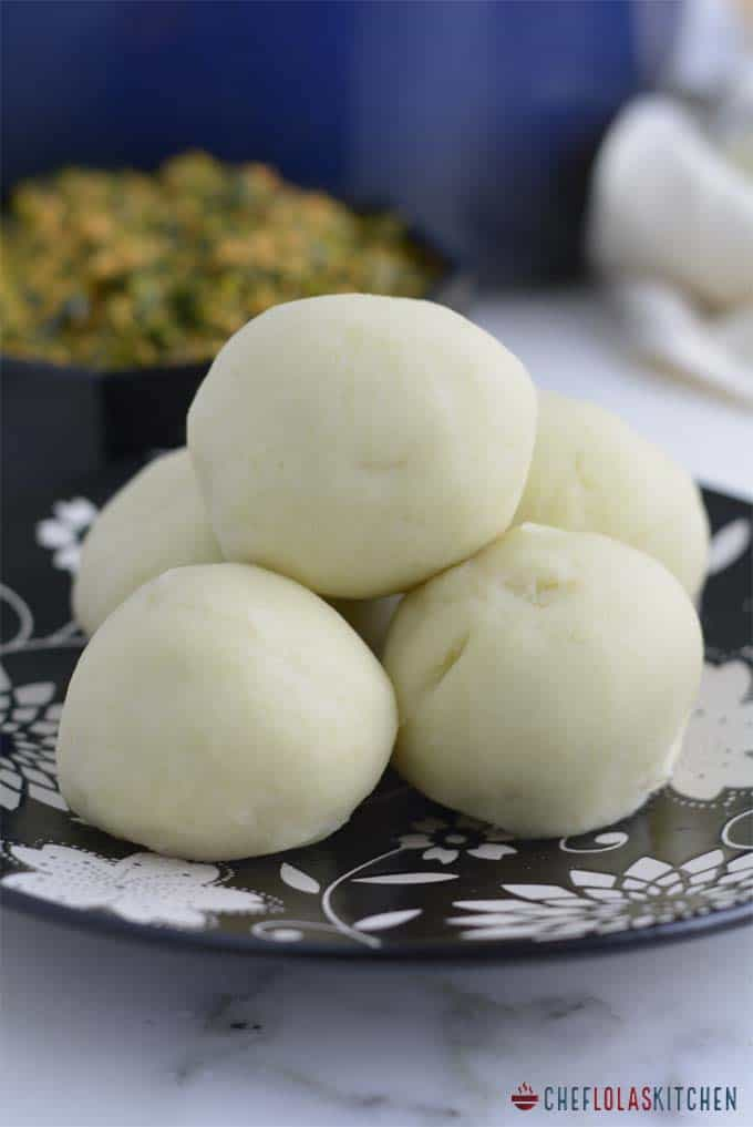 Pounded Yam is a delicacy that is dear to many west African homes.