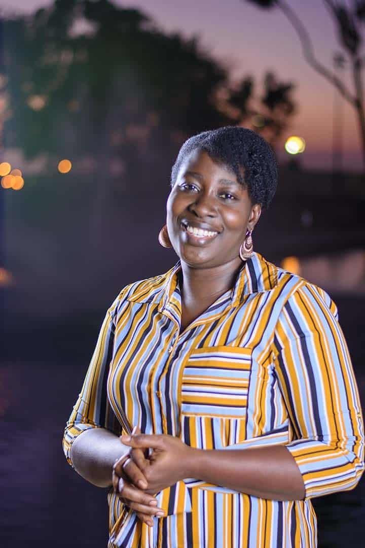 Chef Lola Osinkolu