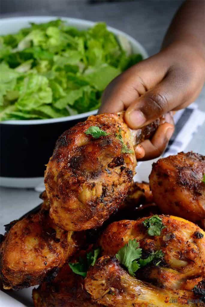 Air fryer Chicken drumsticks