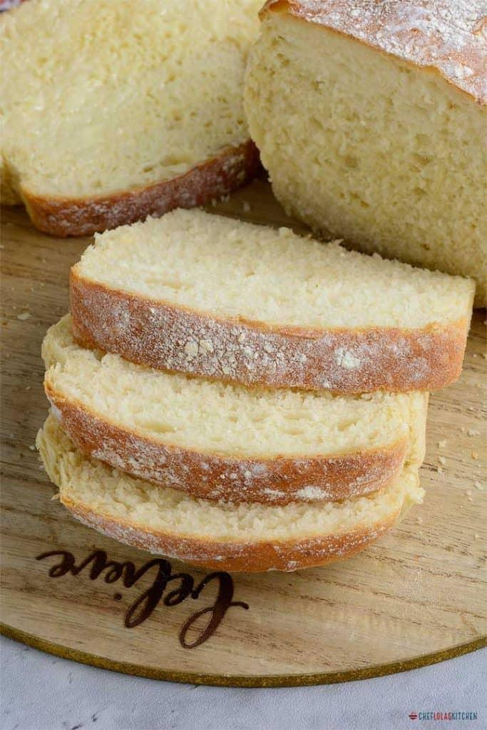 Sliced Potato Bread