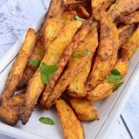 Air fryer crispy french fries